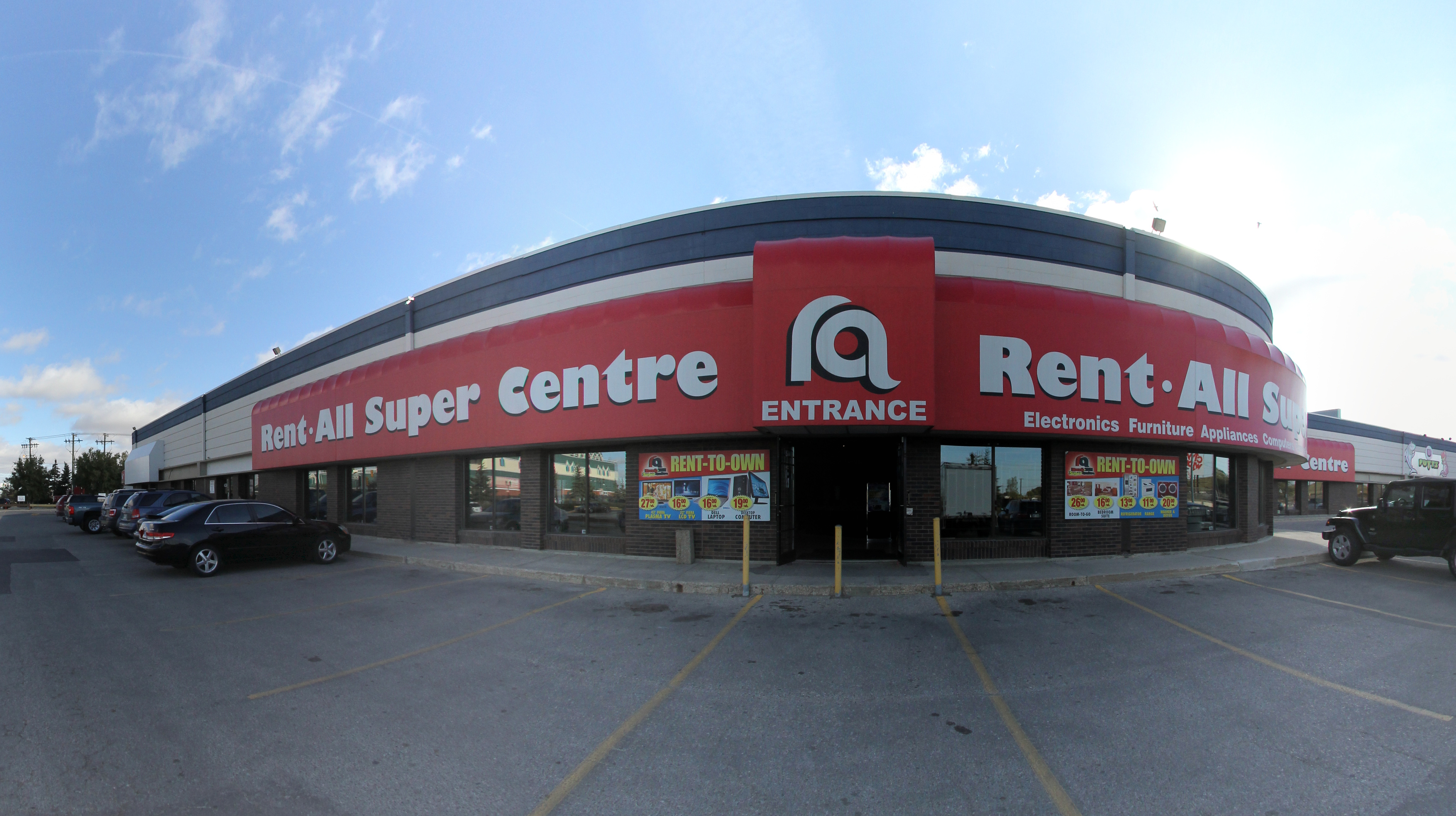 Rent All Centre Winnipeg